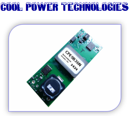 Semiconductor Circuits 12V Bus Converter
